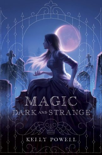 magic dark and strange cover 2